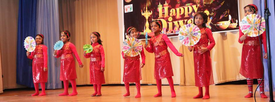 Diwali Celebrations - 2015